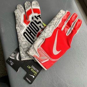 Nike vapor jet Ohio state receiver gloves 3XL WR